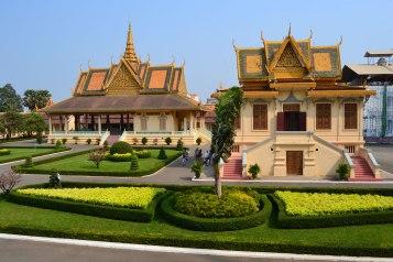 PALACIO REAL, PHNOM PENH