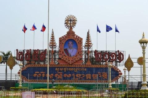 PARQUE DEL WAT BOTUM, PHNOM PENH