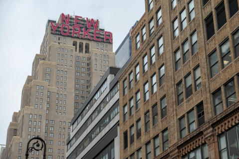 HOTEL THE NEW YORKER